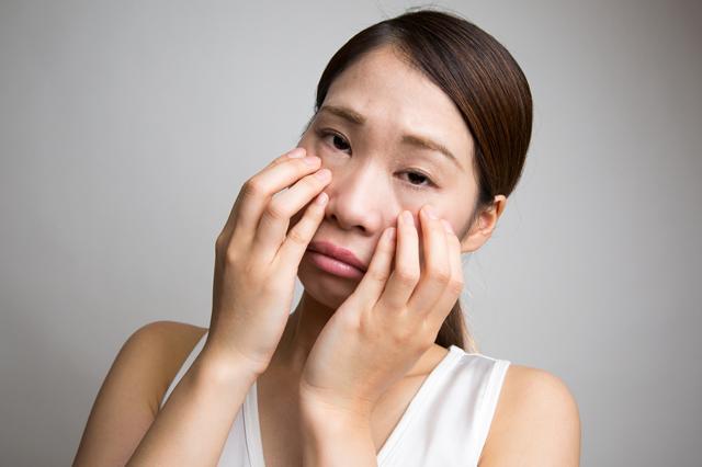 慢性的な乾燥肌が招く、肌の老化現象とは!!