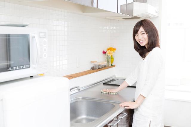 潔癖さん必見!【ドーバーパストリーゼ77】は水回りの掃除に大活躍!
