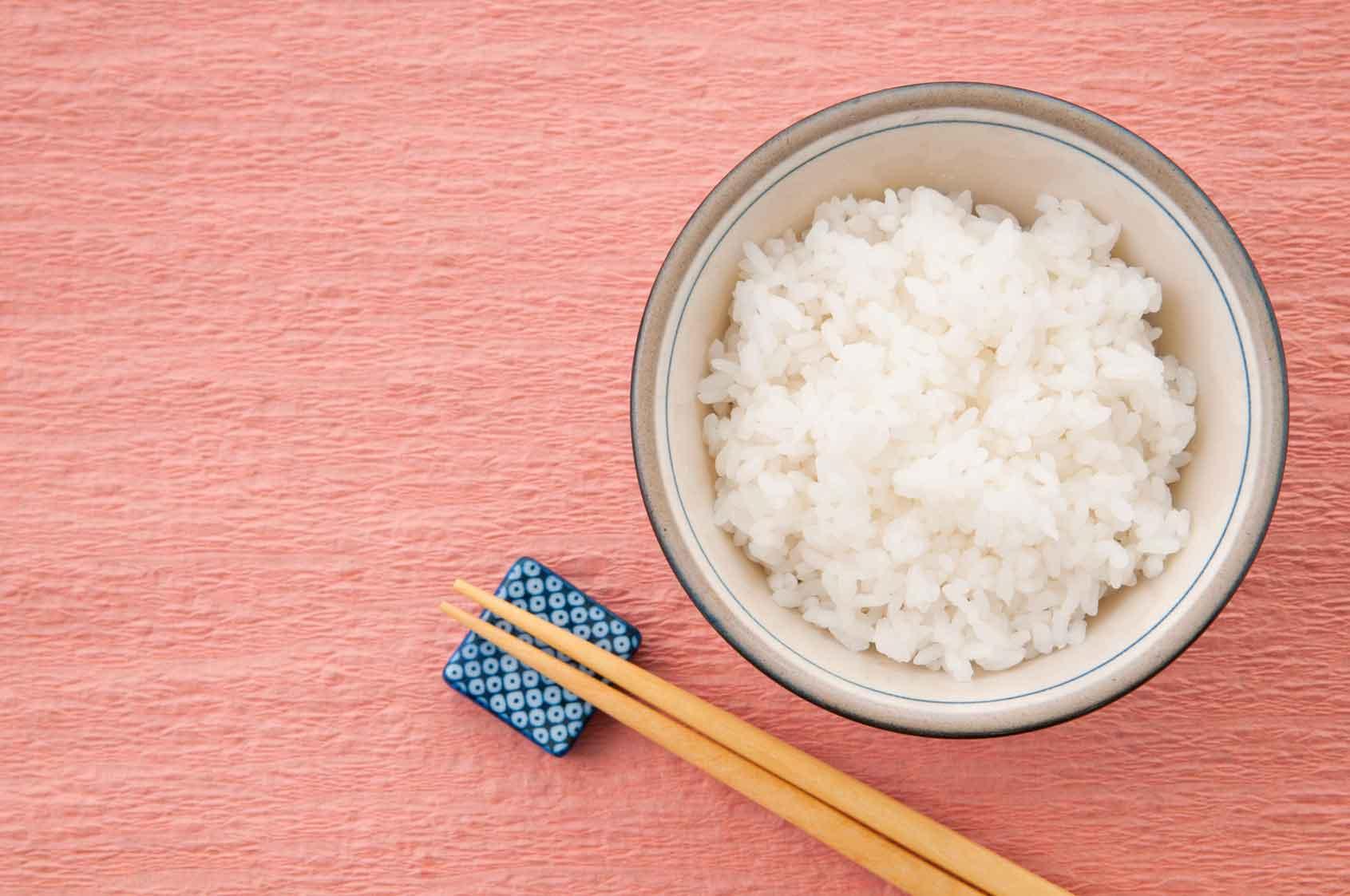 ご飯で水分を摂る!「本当の糖質制限ダイエット法…