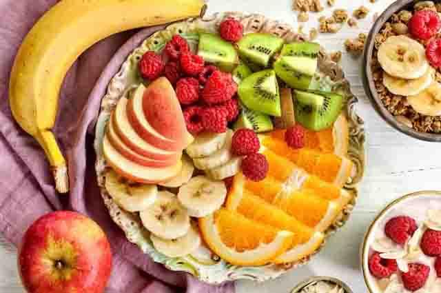 果物は朝食におススメ