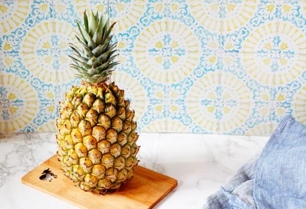 美味しい旬のパイナップルで体の中から「夏バテ対策」!
